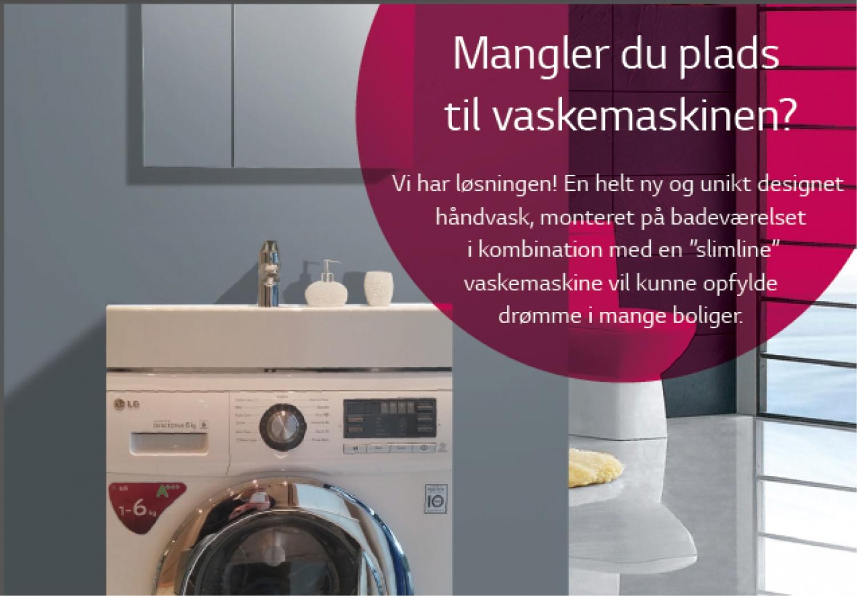 lg vaskemaskiner priser