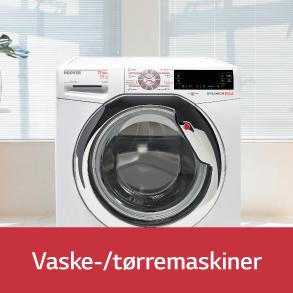 Hoover Vaske/tørremaskiner