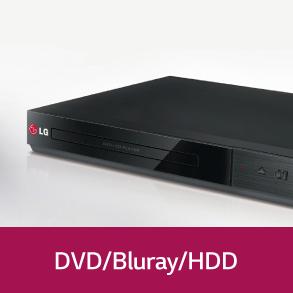 LG DVD/BluRay/HDD
