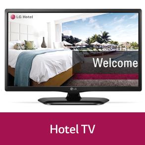 LG Hotel-TV/Signage