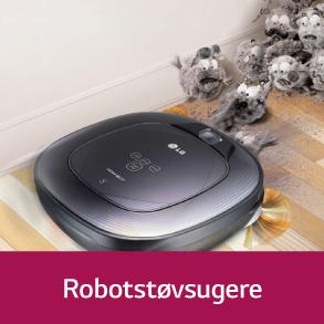 Robotstøvsugere/Støvsugere