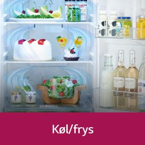 LG Køle/frys
