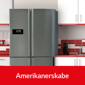 Sharp amerikanerskabe